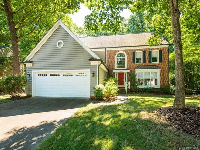 8807 Doe Path Lane, Huntersville, NC 28078 (#3648685) :: Cloninger Properties