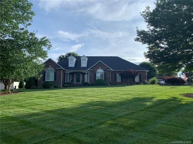 119 Dobbs Drive #10, Statesville, NC 28625 (#3648703) :: Mossy Oak Properties Land and Luxury