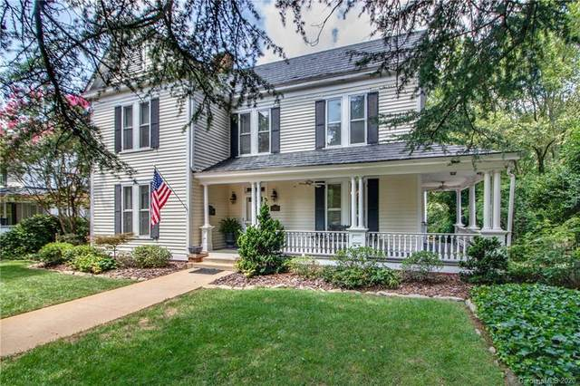 422 W End Avenue, Statesville, NC 28677 (#3648725) :: DK Professionals Realty Lake Lure Inc.