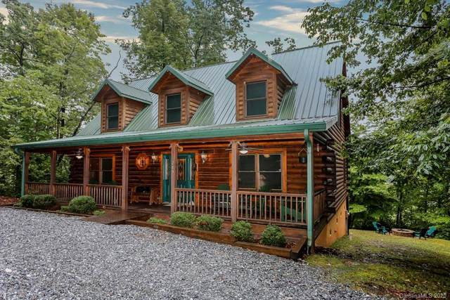283 Weaver Lane, Lake Lure, NC 28746 (MLS #3648742) :: RE/MAX Journey