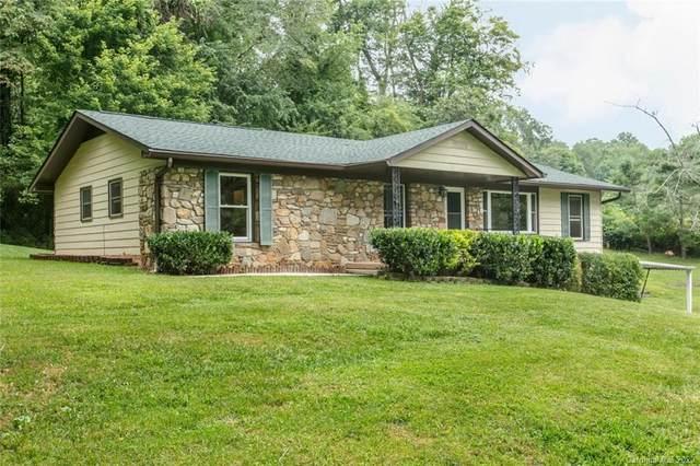 25 Jamie Hill Drive, Asheville, NC 28806 (#3648770) :: Austin Barnett Realty, LLC