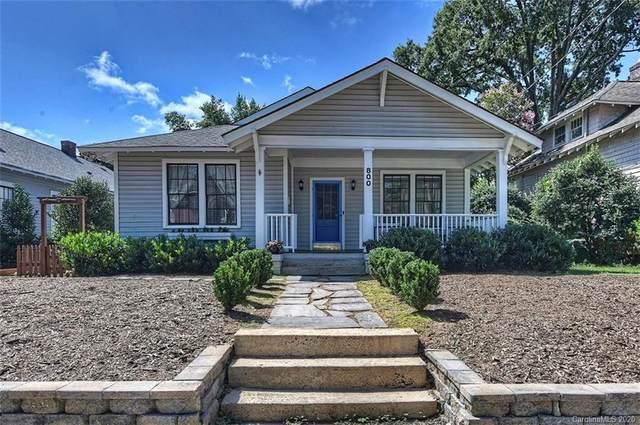 800 Sunnyside Avenue, Charlotte, NC 28204 (#3648779) :: Keller Williams South Park