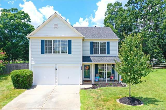 5741 Bentgrass Run Drive, Charlotte, NC 28269 (#3648833) :: Stephen Cooley Real Estate Group