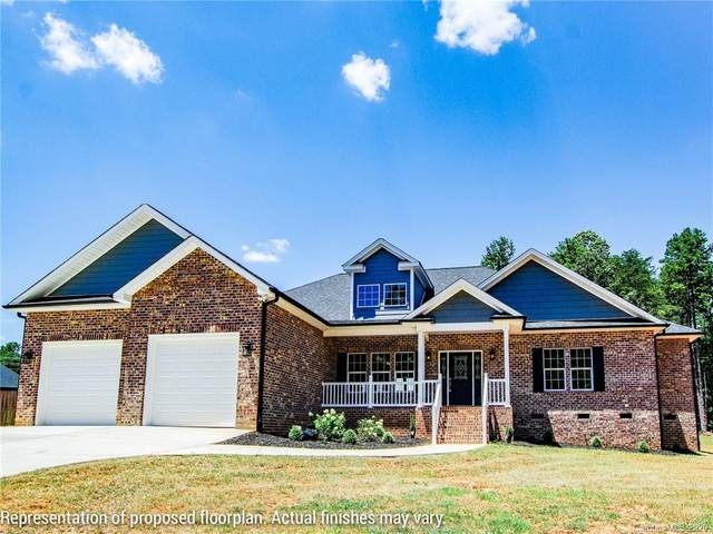 Lot 11 Wingate Hill Road, Denver, NC 28037 (#3648850) :: The KBS GROUP