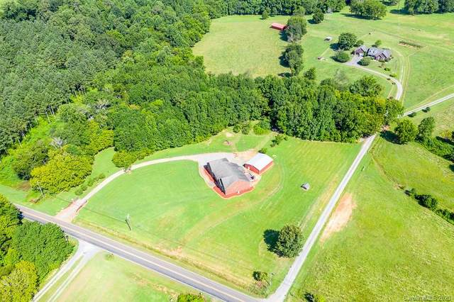 44295 Old Whitney Road, New London, NC 28127 (#3648859) :: Premier Realty NC