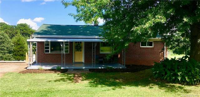3409 Evans Drive, Connelly Springs, NC 28612 (#3648865) :: Stephen Cooley Real Estate Group