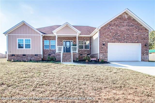 Lot 16 Red Hill Way, Denver, NC 28037 (#3648870) :: The KBS GROUP