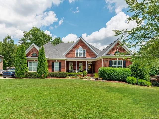 3124 Turf Court, Gastonia, NC 28056 (#3648925) :: LePage Johnson Realty Group, LLC
