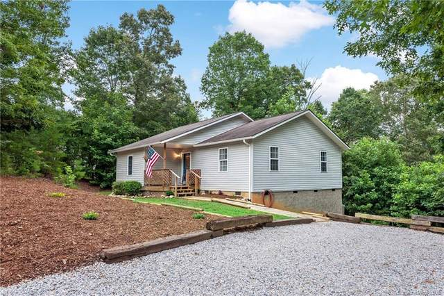 154 Smoky Mountain Drive, Marion, NC 28752 (MLS #3648972) :: RE/MAX Journey