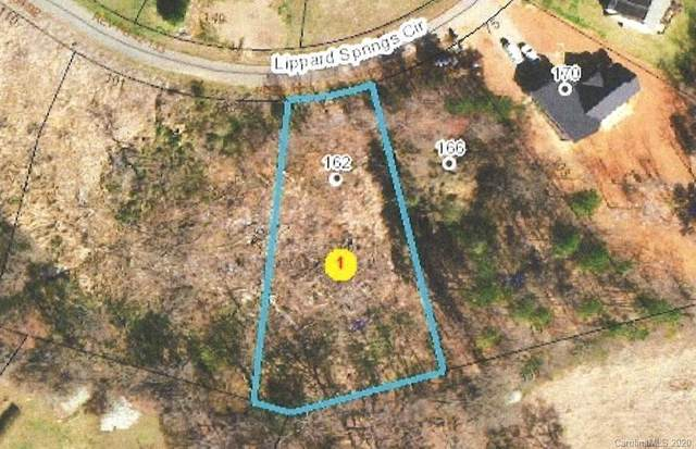 Lot 129 Lippard Springs Circle, Statesville, NC 28677 (#3649007) :: The Mitchell Team