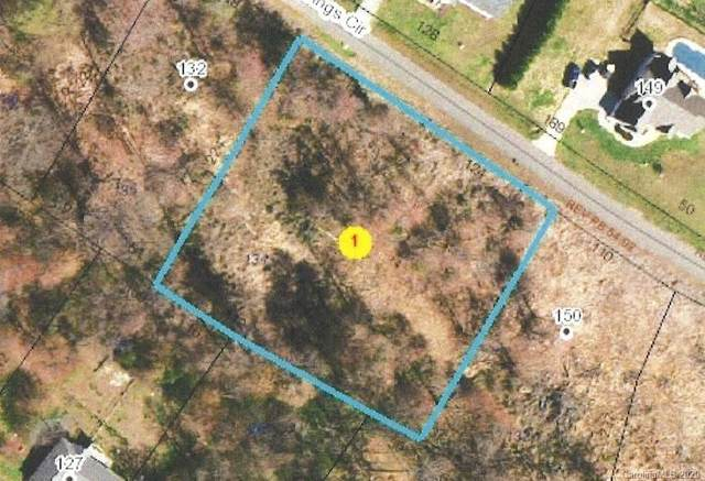 Lot 134 Lippard Springs Circle, Statesville, NC 28677 (#3649010) :: The Mitchell Team