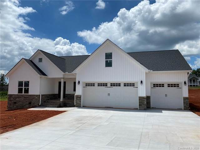 295 Absher Farm Loop #1, Statesville, NC 28625 (#3649025) :: Homes with Keeley | RE/MAX Executive
