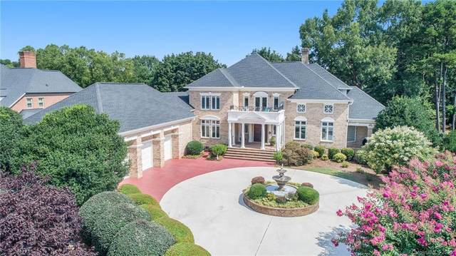 18328 Peninsula Club Drive, Cornelius, NC 28031 (#3649045) :: Cloninger Properties