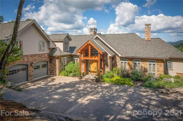 607 Eagle Drive, Sapphire, NC 28774 (#3649069) :: Keller Williams Professionals
