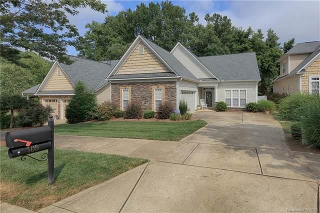105 Ivy Creek Lane, Mooresville, NC 28115 (#3649080) :: Rinehart Realty