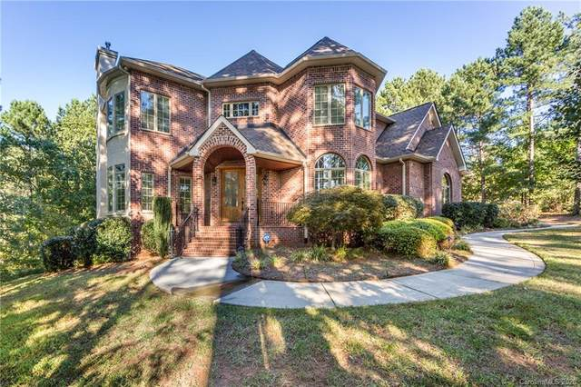 145 Summerwind Drive, Mooresville, NC 28117 (#3649145) :: High Performance Real Estate Advisors