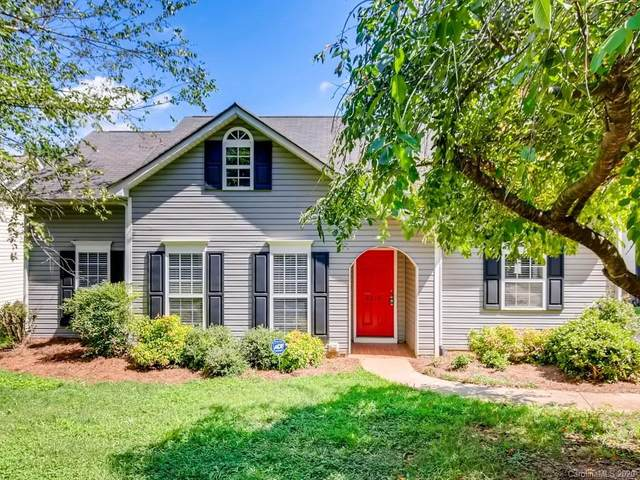 4219 Raney Way, Charlotte, NC 28205 (#3649195) :: Carver Pressley, REALTORS®