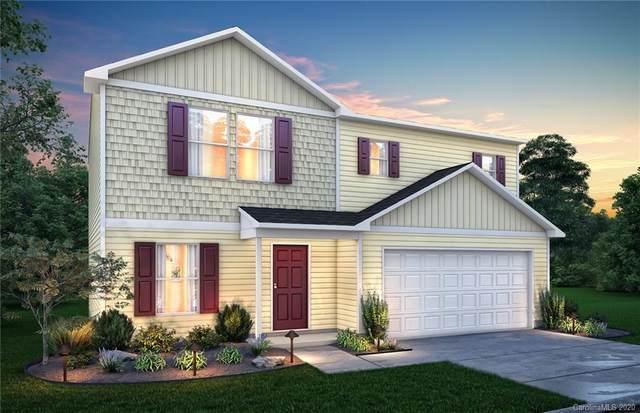 105 Benbrook Drive #2, Cherryville, NC 28021 (#3649206) :: LePage Johnson Realty Group, LLC