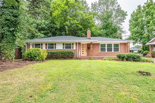 3408 Woodleaf Road, Charlotte, NC 28205 (#3649216) :: Stephen Cooley Real Estate Group
