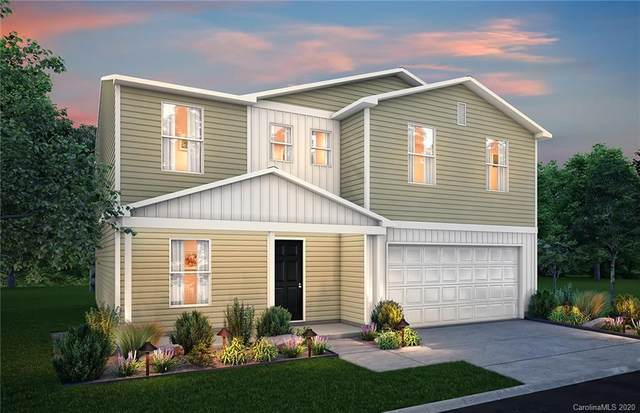 107 Benbrook Drive #3, Cherryville, NC 28021 (#3649228) :: LePage Johnson Realty Group, LLC