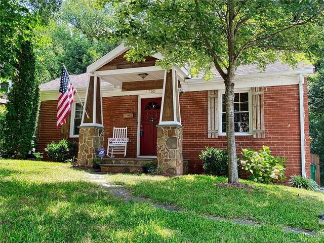 1755 Merriman Avenue, Charlotte, NC 28203 (#3649312) :: High Performance Real Estate Advisors