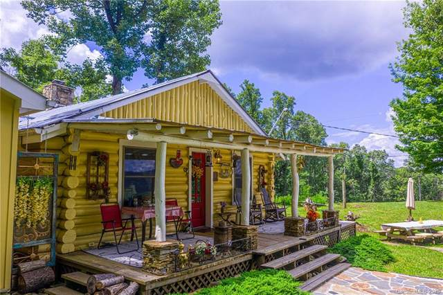 2816 Rabbit Hop Road, Spruce Pine, NC 28777 (#3649328) :: Stephen Cooley Real Estate Group