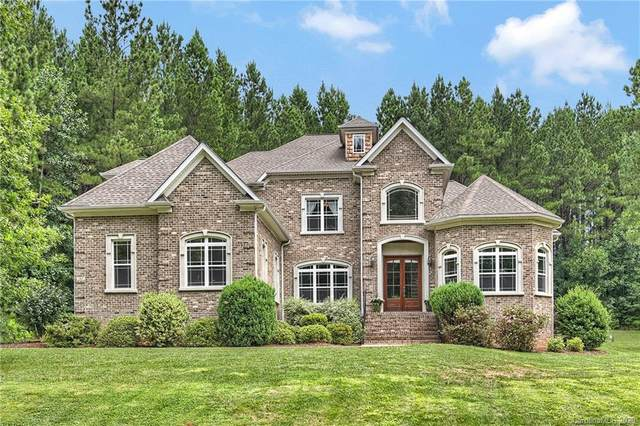 143 Winding Shore Road, Troutman, NC 28166 (#3649405) :: Premier Realty NC