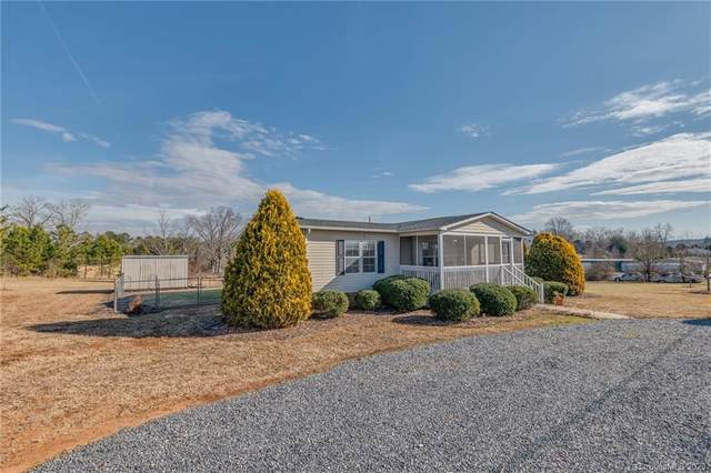 136 Rainbow Rapids Road, Rutherfordton, NC 28139 (#3649412) :: LePage Johnson Realty Group, LLC