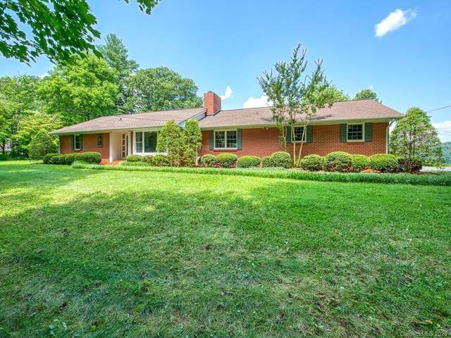 160 Hillside Terrace Drive, Waynesville, NC 28786 (#3649419) :: Keller Williams Professionals