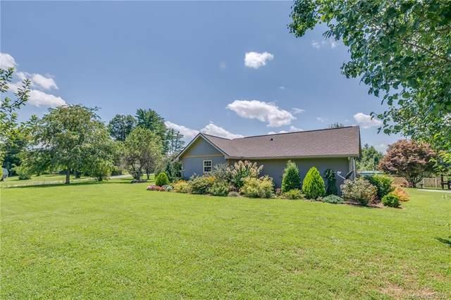 464 Mark Freeman Road, Hendersonville, NC 28792 (#3649433) :: Exit Realty Vistas