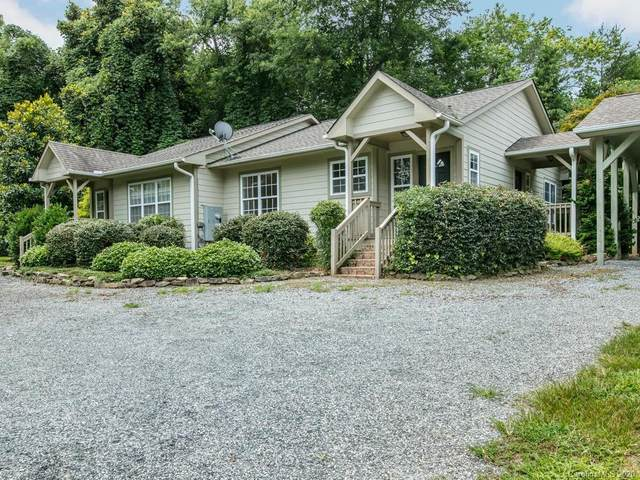 477 Silver Creek Road, Mill Spring, NC 28756 (MLS #3649439) :: RE/MAX Journey