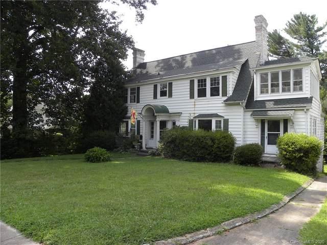 55 Edgemont Road, Asheville, NC 28801 (#3649469) :: Cloninger Properties