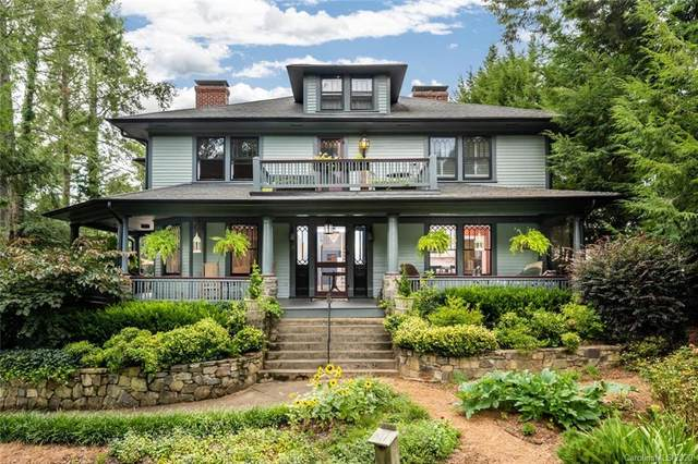 54 Gertrude Place, Asheville, NC 28801 (#3649473) :: Keller Williams Professionals