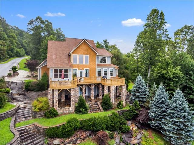 640 Grand Oaks Drive, Hendersonville, NC 28792 (#3649483) :: Rinehart Realty