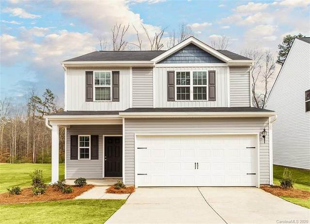 145 Trailwood Court, Granite Quarry, NC 28146 (#3649485) :: Austin Barnett Realty, LLC