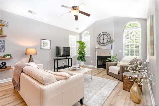5541 Prosperity View Drive #5541, Charlotte, NC 28269 (#3649489) :: Johnson Property Group - Keller Williams