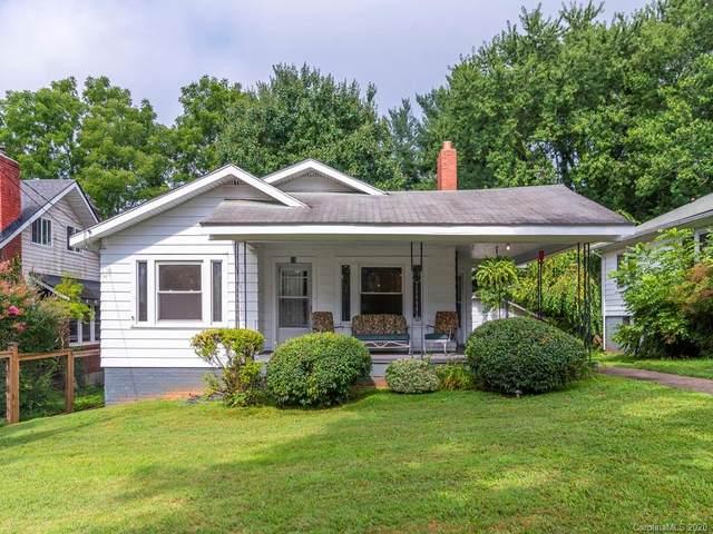 15 Covington Street, Asheville, NC 28806 (MLS #3649523) :: RE/MAX Journey