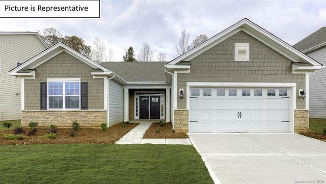 124 Coddle Way #232, Mooresville, NC 28115 (#3649540) :: Rinehart Realty