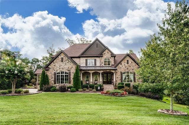 9905 Strike The Gold Lane, Waxhaw, NC 28173 (#3649558) :: High Performance Real Estate Advisors