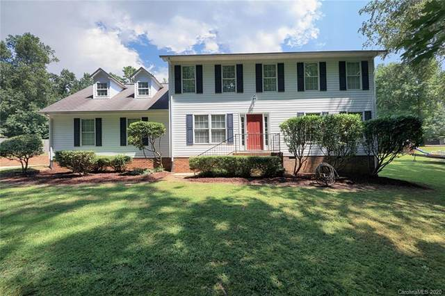 167 Shady Cove Road, Troutman, NC 28166 (#3649561) :: The KBS GROUP