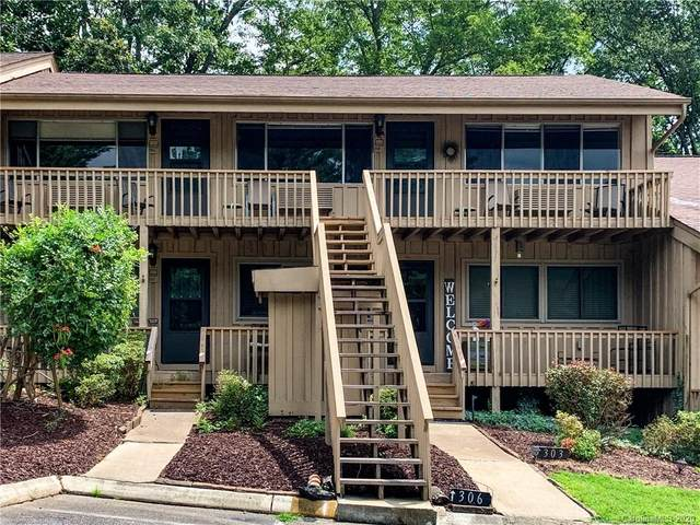 140 West Lake Drive N #306, Lake Lure, NC 28746 (#3649612) :: Johnson Property Group - Keller Williams