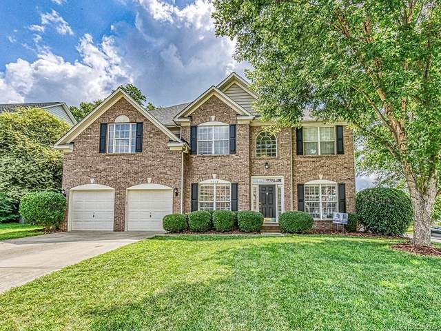 9318 Autumn Applause Drive, Charlotte, NC 28277 (#3649621) :: Rinehart Realty