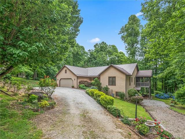 464 Mckenzie Way S, Old Fort, NC 28762 (#3649630) :: MOVE Asheville Realty