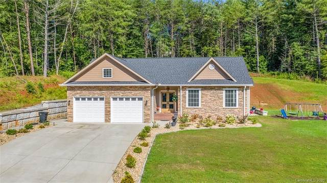 315 Winding Creek Drive, Morganton, NC 28655 (#3649635) :: Homes Charlotte