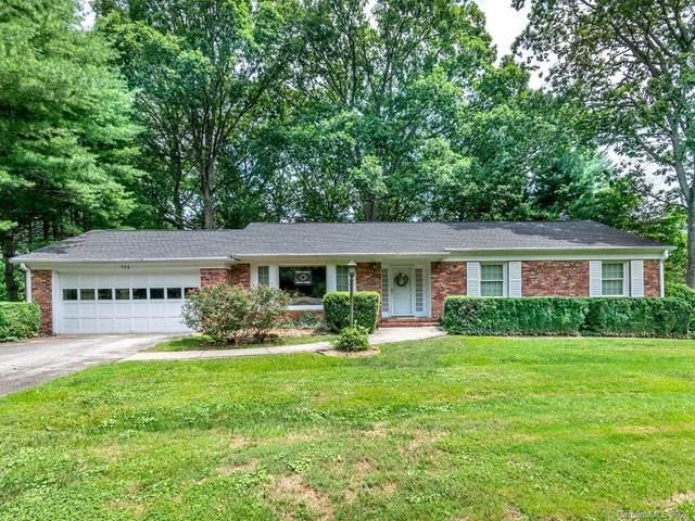 724 Maybank Drive, Hendersonville, NC 28739 (#3649650) :: LePage Johnson Realty Group, LLC