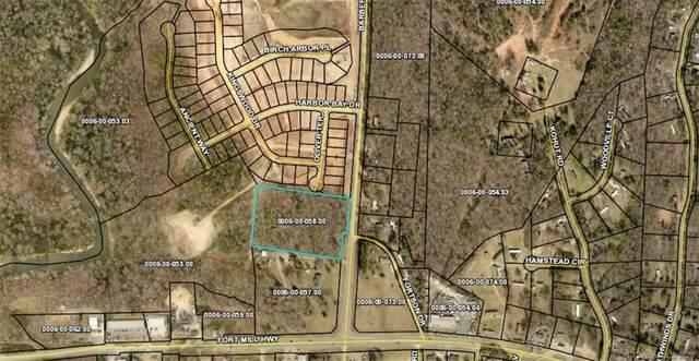 00 Barberville Road 5.38 Acres, Lancaster, SC 29707 (#3649656) :: Carlyle Properties