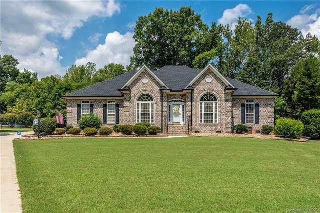 8438 Locksley Drive, Harrisburg, NC 28075 (#3649676) :: Stephen Cooley Real Estate Group