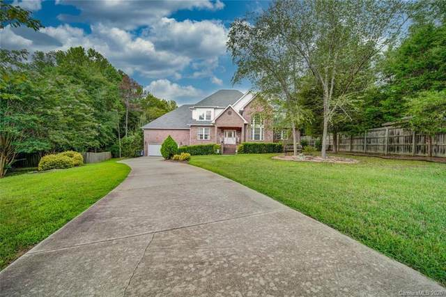 10208 Overland Court, Mint Hill, NC 28227 (#3649724) :: High Performance Real Estate Advisors
