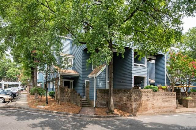 423 8th Street #81, Charlotte, NC 28202 (#3649726) :: MartinGroup Properties