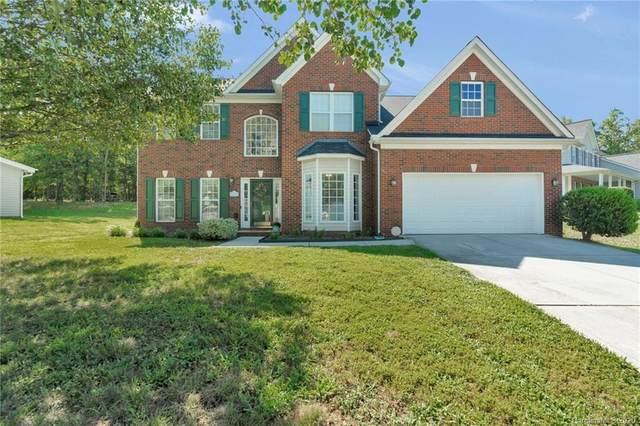 3620 Straussburg Woods Lane, Matthews, NC 28105 (#3649731) :: Miller Realty Group